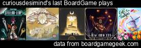 Recently Played Games